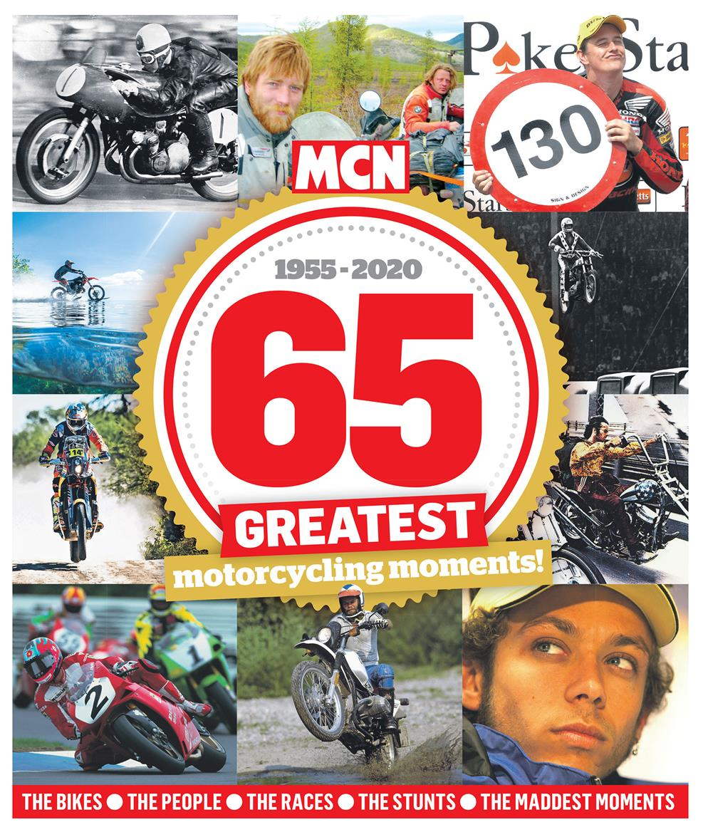 MCN65 Greatest Moments