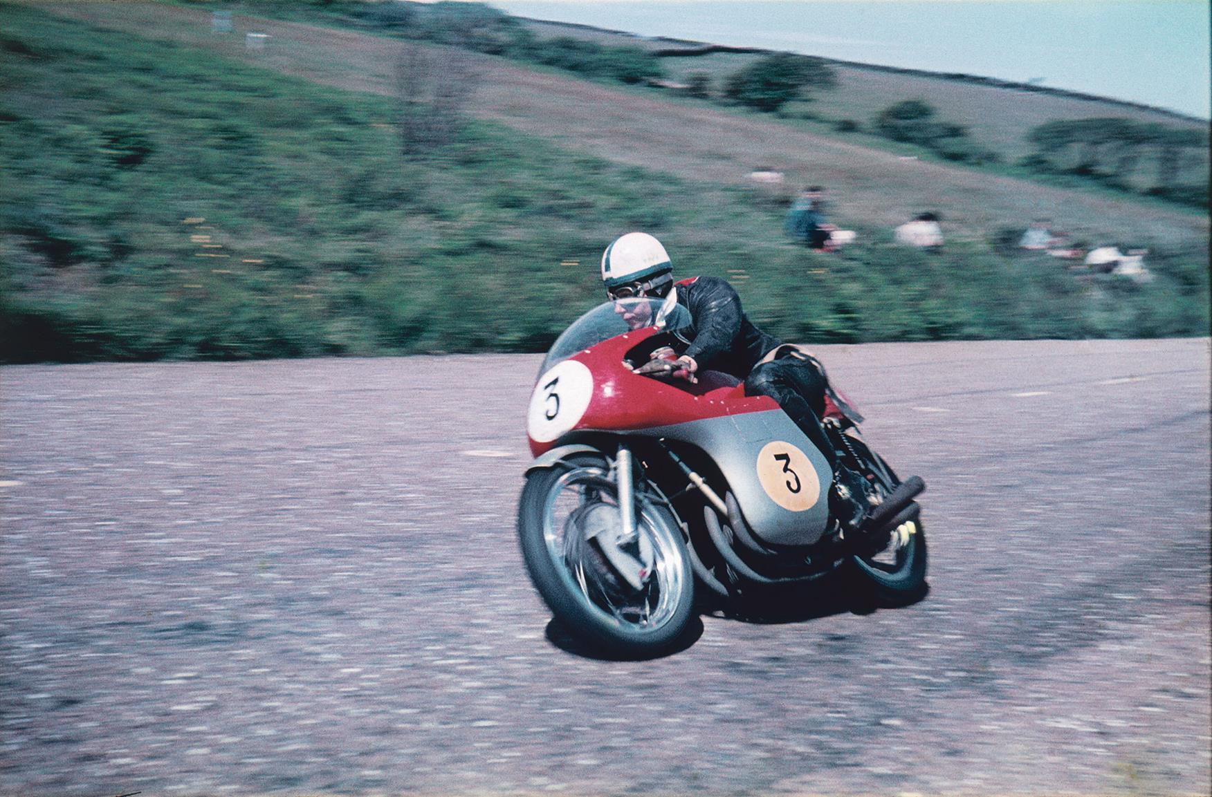 John Surtees – multiple world champion