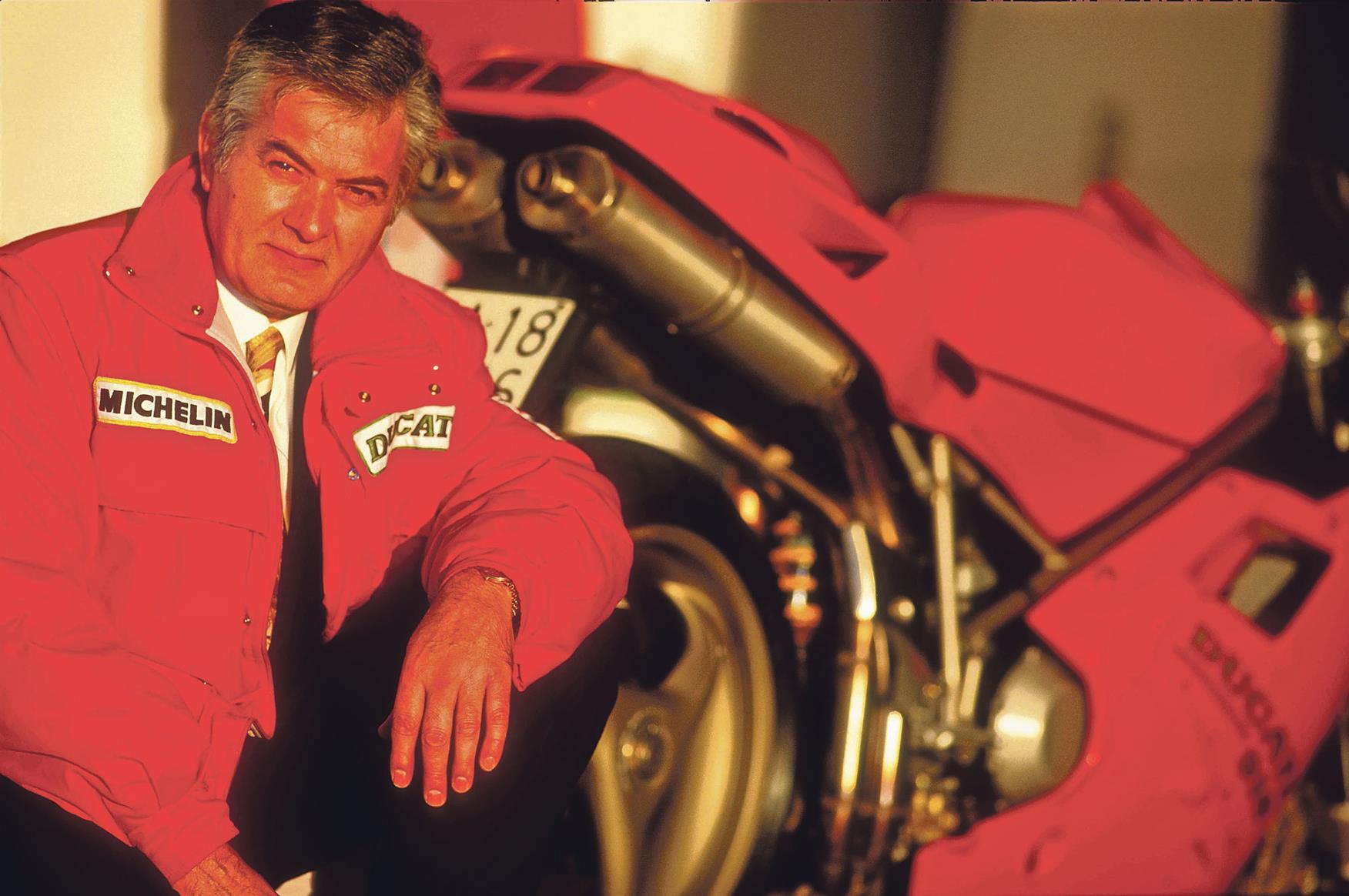 Birth of the Ducati 916
