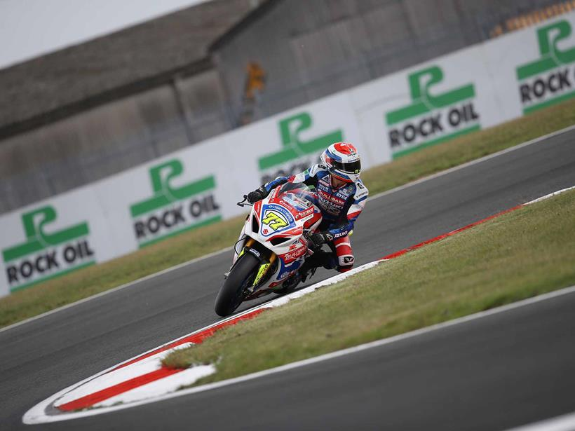 Kyle Ryde fastest in FP2
