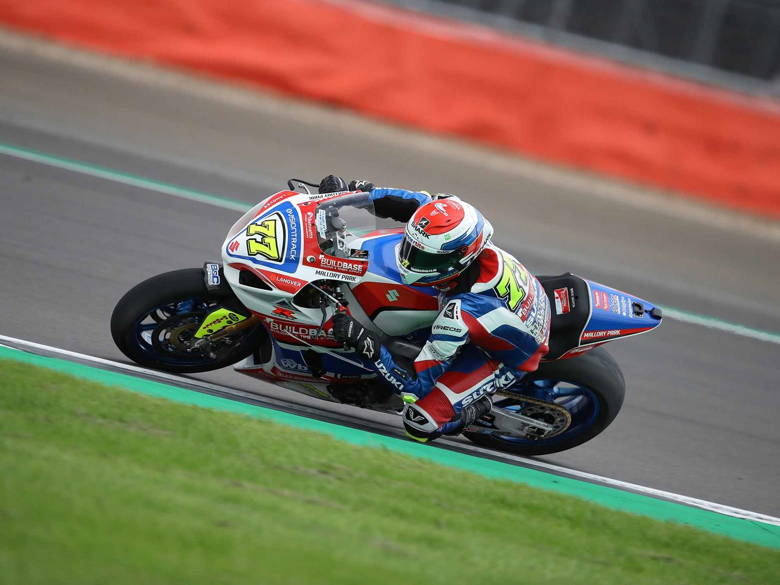 Kyle Ryde tops FP2 Silverstone