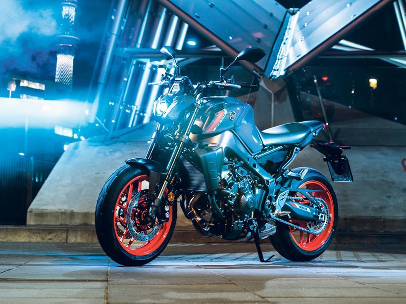 2021 Yamaha MT-09 tĩnh