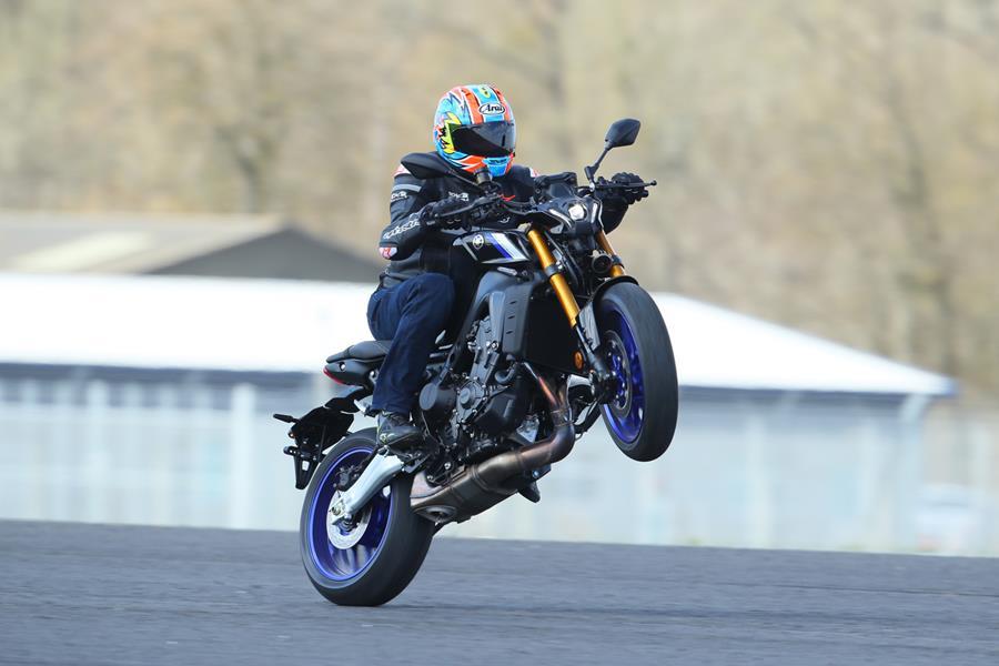 Danh gia Yamaha MT09 SP 2021