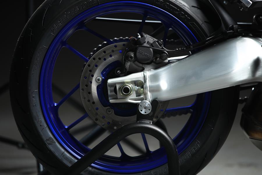 Danh gia Yamaha MT09 SP 2021 - 11