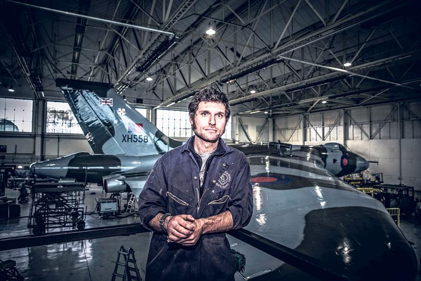 Guy Martin may ride the finished machine