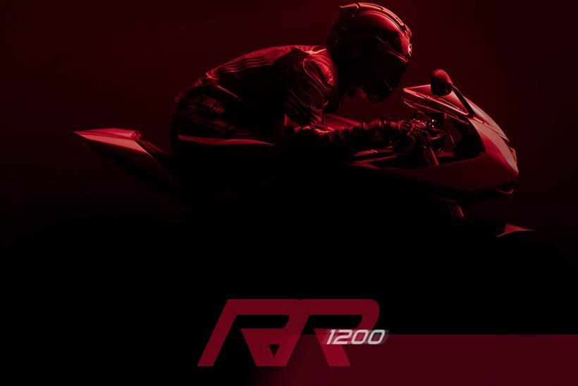 Triumph Speed Triple 1200 RR design concept revealed