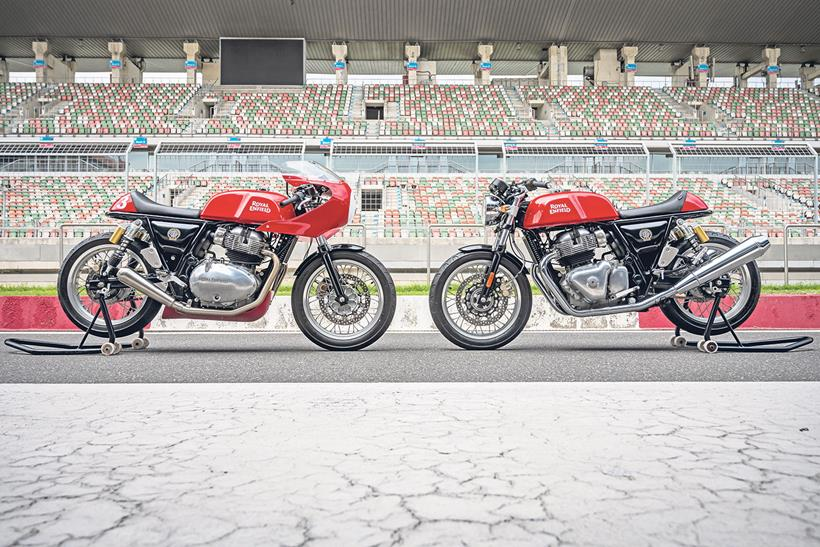 Royal Enfield Continental GT-R650