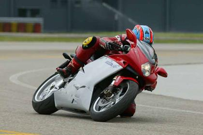 MV Agusta F41000S motorcycle review - Riding