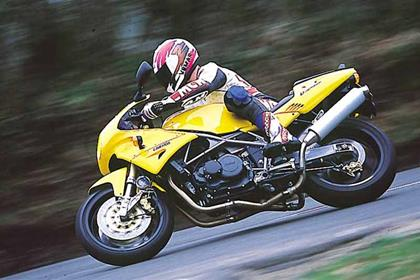 Laverda 750 S motorcycle review - Riding