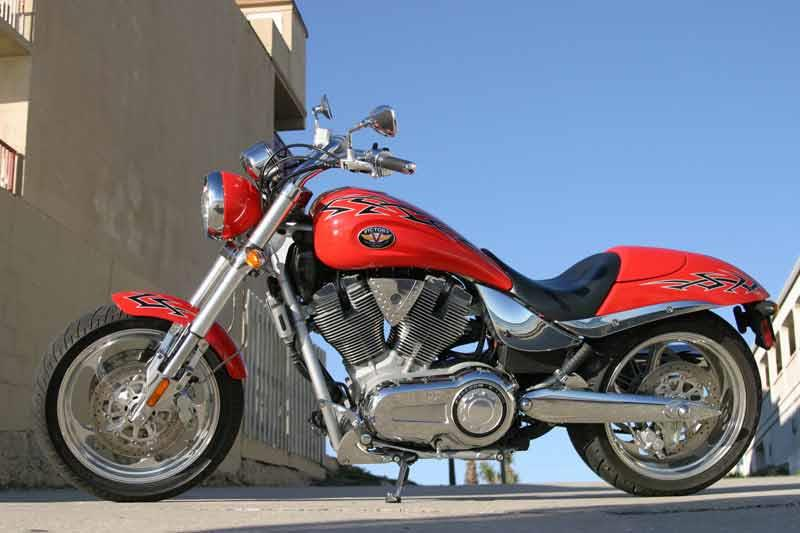 Victory Hammer 2003 On Review Mcn