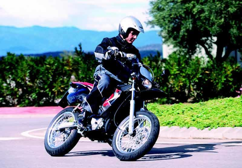 rieju smx 125 motorcycle review riding