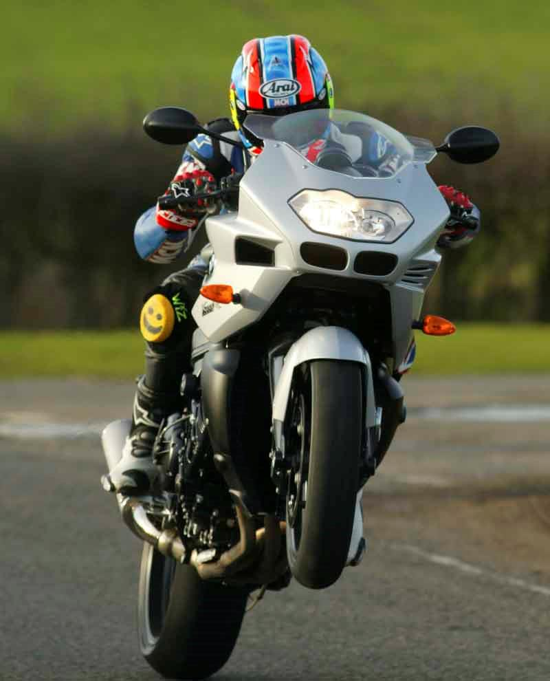 Bmw Sport: BMW K1200R SPORT (2007-2009) Review