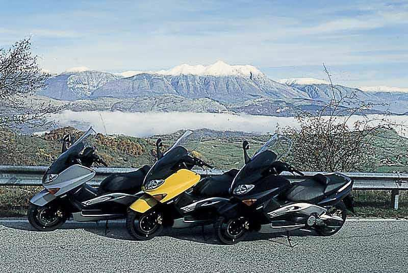 YAMAHA TMAX 500 (2001-2011) Review   Specs & Prices   MCN