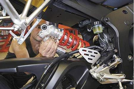 How To Replace Your Rear Shock