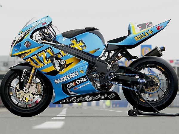 Rizla Suzuki Bsb Riders