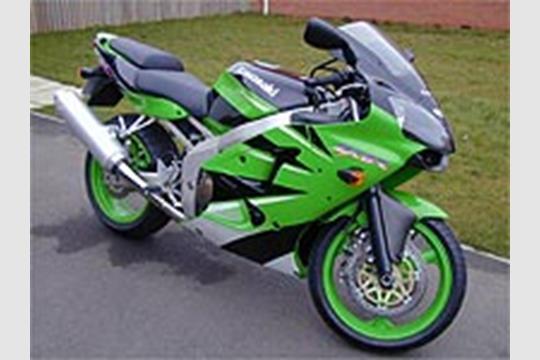 2001 Kawasaki ZX-6R (II) | MCN