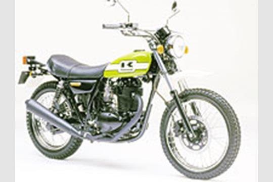 Kawasaki 250TR takes us back | MCN