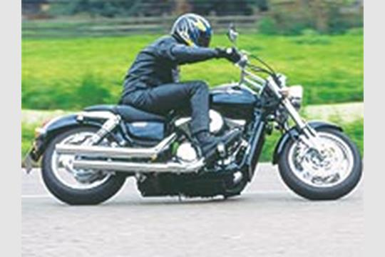 First test of Kawasaki's VN1500 Meanstreak | MCN