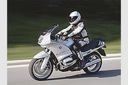 First Test Of New Bmw R1150rs