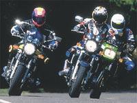 Kawasaki Zrx Road Test