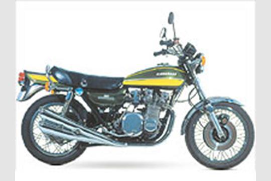 Kawasaki Z1 1972-1976 | MCN