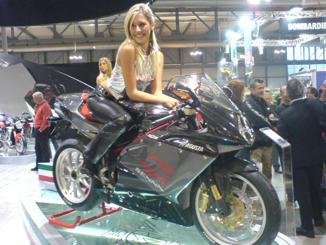 Fastest Electric Bike >> F4 Senna 1000 for 06   MCN