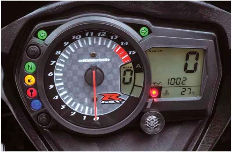 SUZUKI GSX-R1000 (2007-2008) Review | MCN