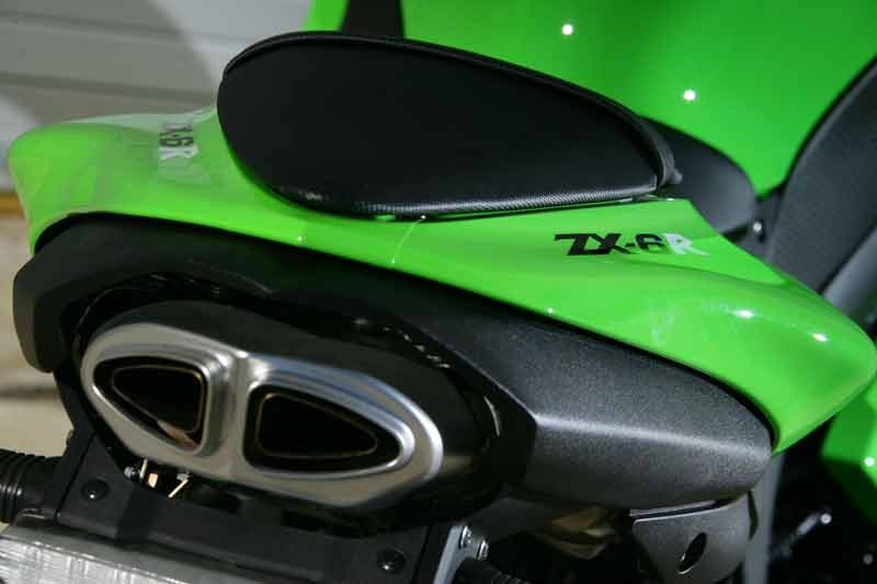 KAWASAKI ZX-6R (2007-2008) Review | Speed, Specs & Prices | MCN