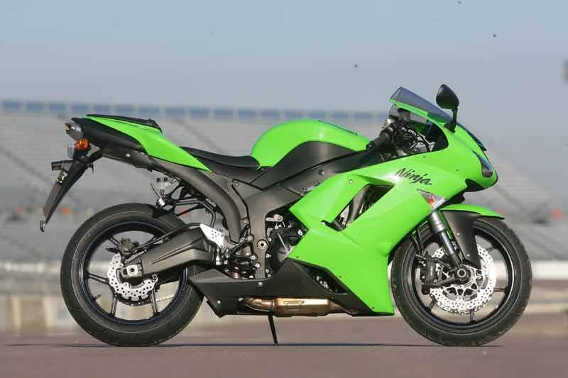 KAWASAKI ZX-6R (2007-2008) Review | MCN
