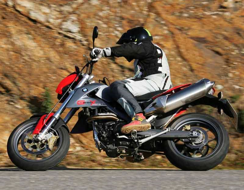 BMW G650 XCOUNTRY (2007-2012) Review | Specs & Prices | MCN