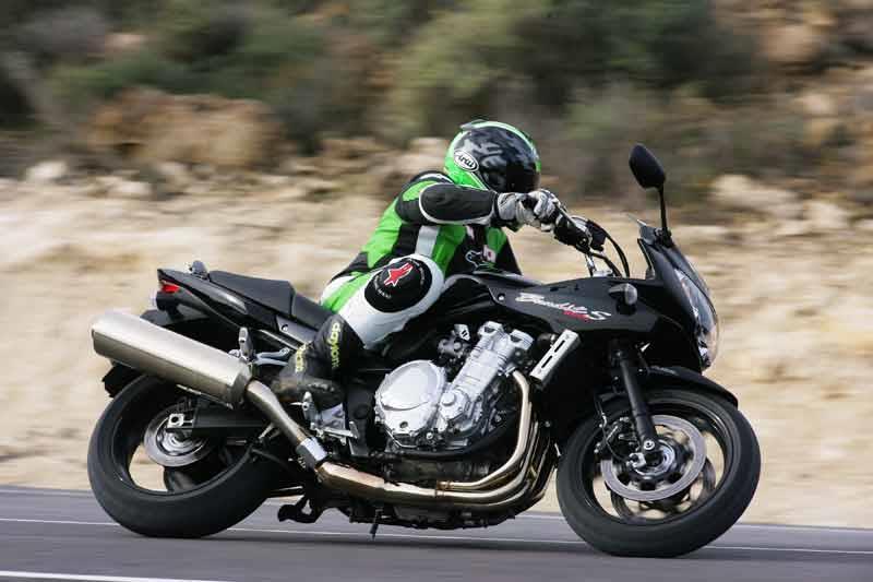 SUZUKI GSF650 BANDIT (2007-2012) Review, Specs & Prices | MCN