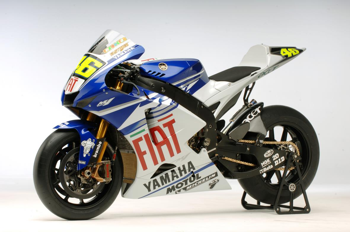 Yamaha confirms Fiat deal and reveals new colours | MCN