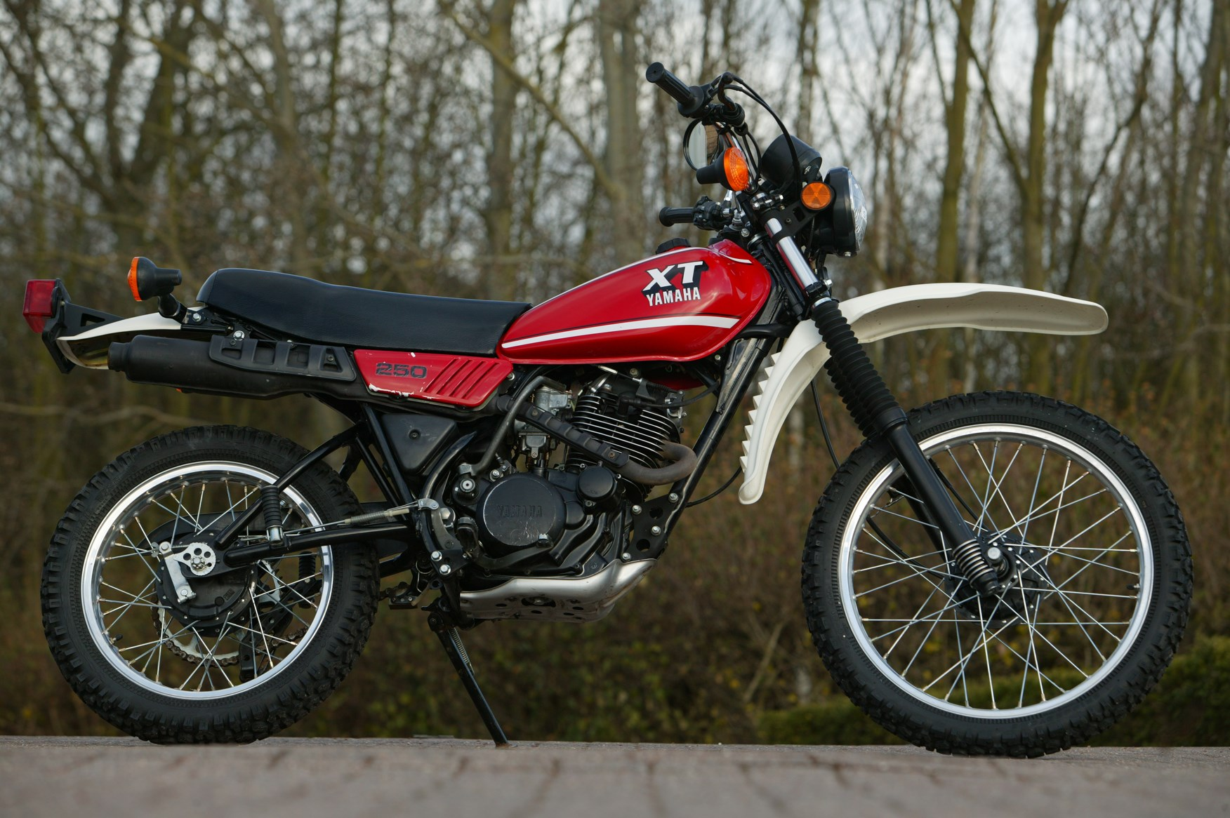 Yamaha xt250 mcn for Honda yamaha montgomery al