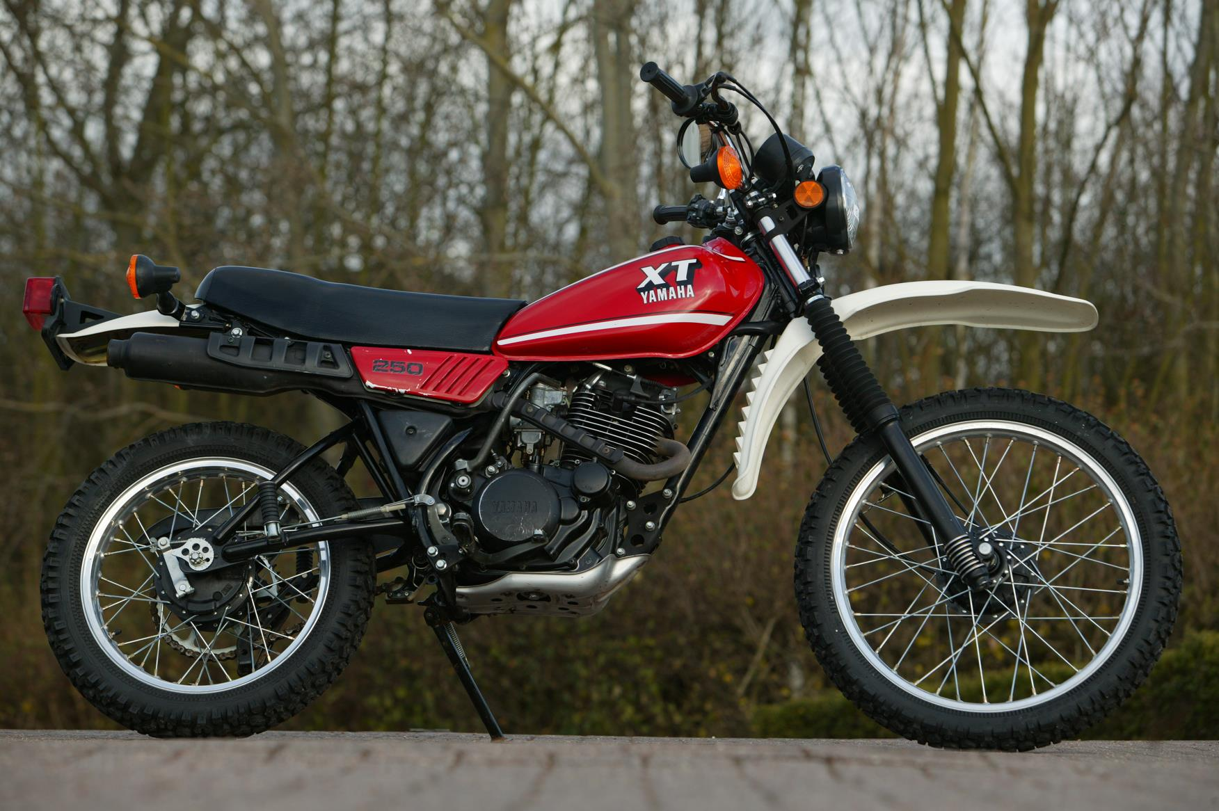 Yamaha XT250   MCN