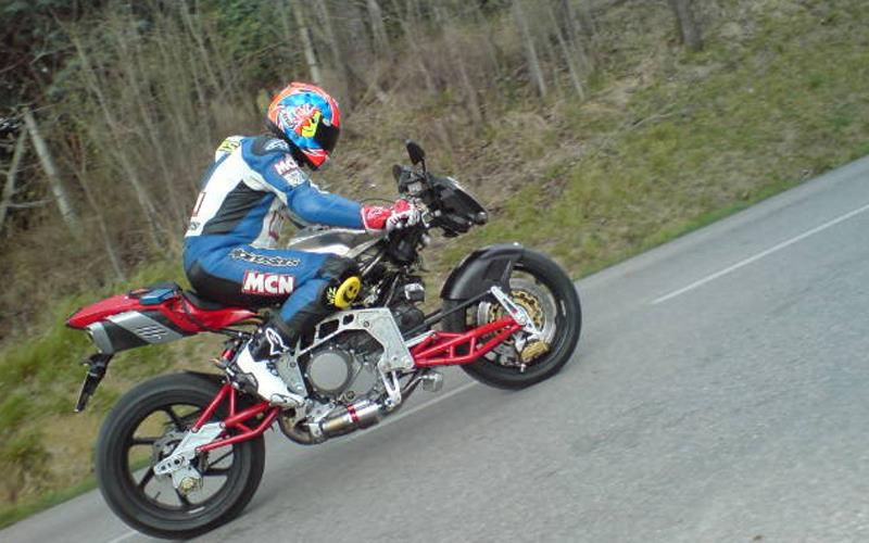 bimota tesi 3d (2007-on) review | mcn