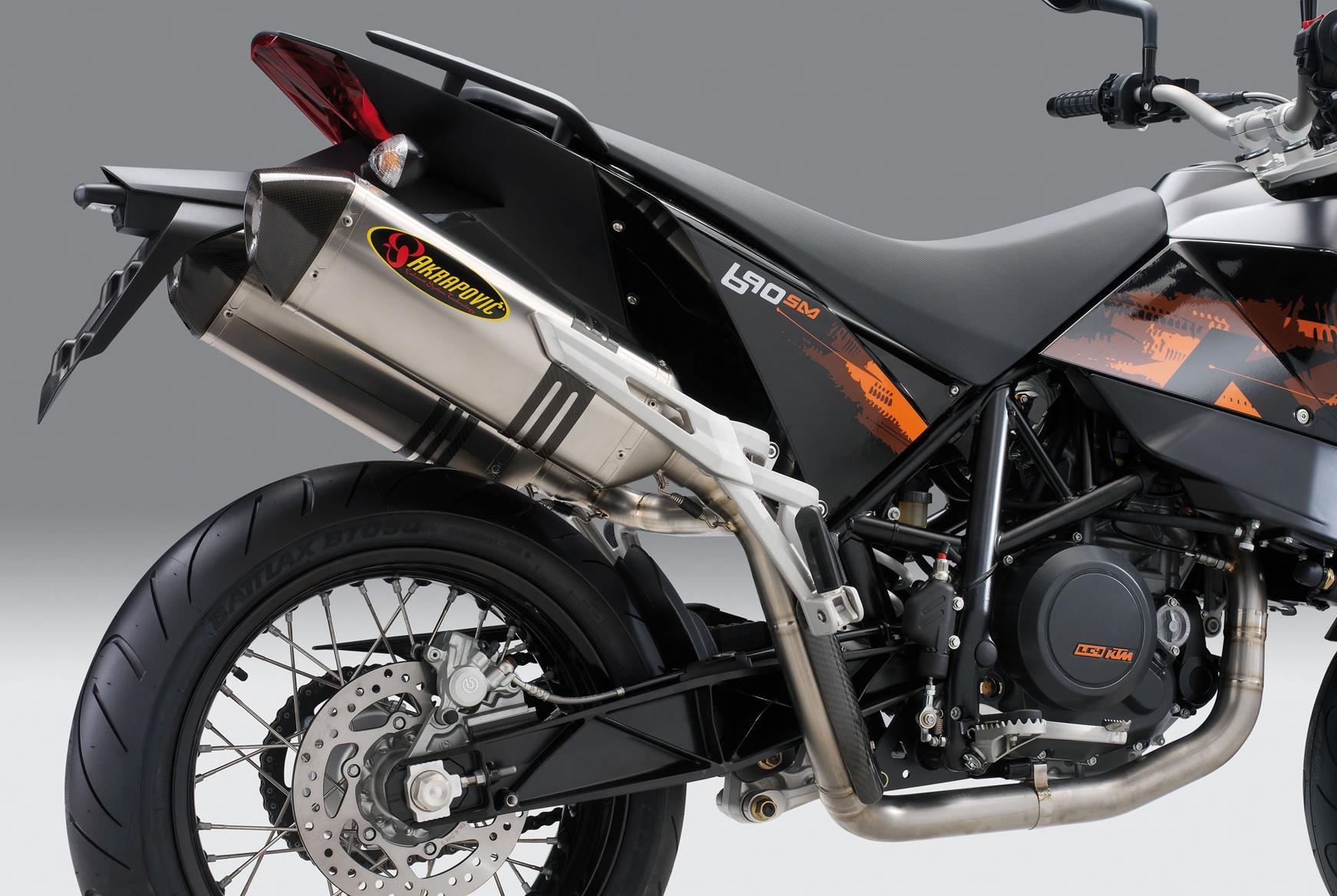 ktm 690 supermoto (2007-2011) review | mcn