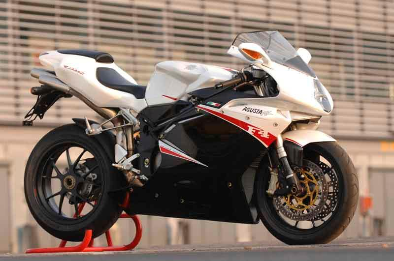 mv-agusta f4 1000 (2007-2013) review   mcn