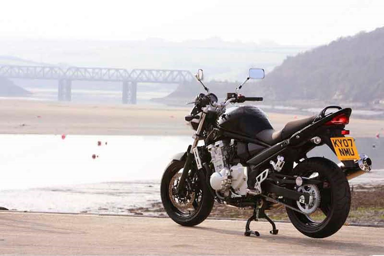 * Suzuki GSF 650 Bandit DID Kettensatz VX 525 G/&B 07-08