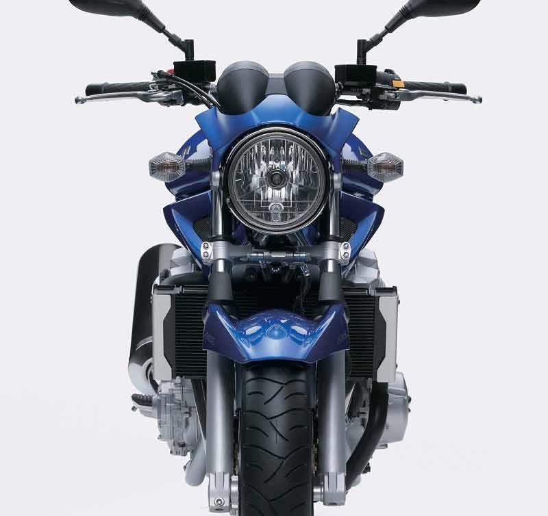 Suzuki Gsf650 Bandit 2007 2012 Review