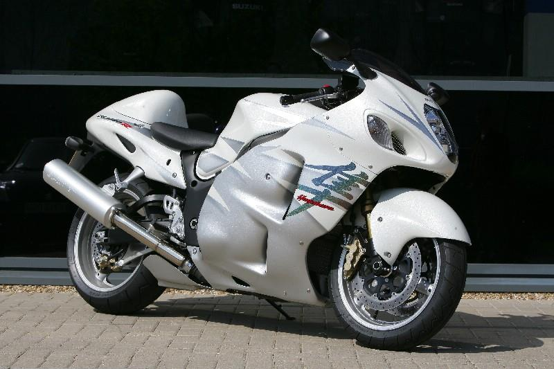 Limited edition Busa revealed | MCN