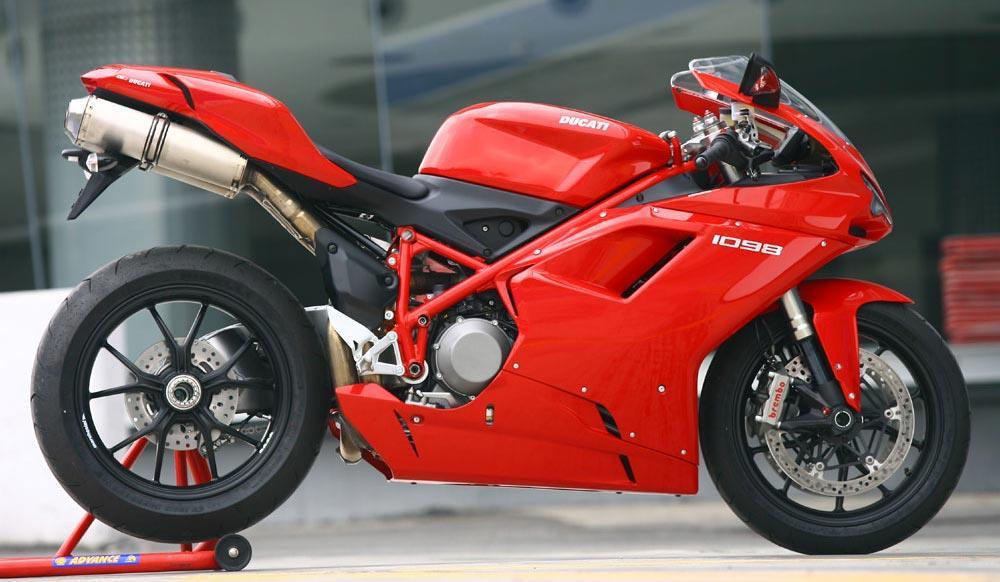 Ducati 1098 Recall Mcn