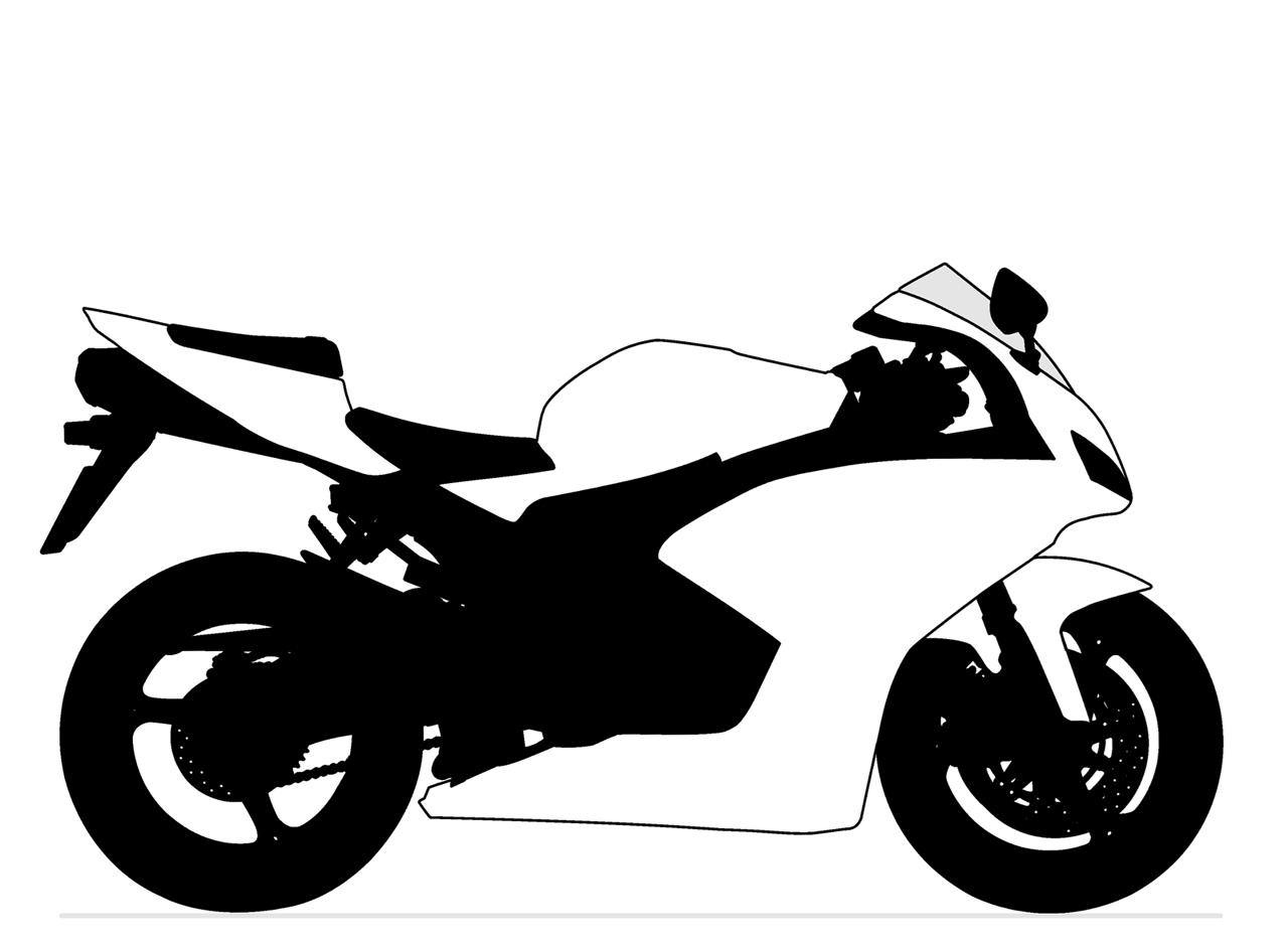 motorbike template for cake - win a custom paint course worth 1390 mcn