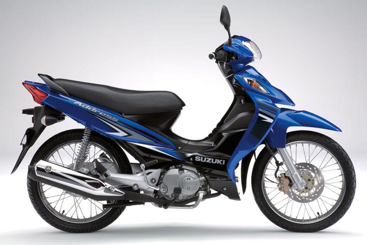 suzuki 39 address 39 commuters with 125cc bike mcn. Black Bedroom Furniture Sets. Home Design Ideas