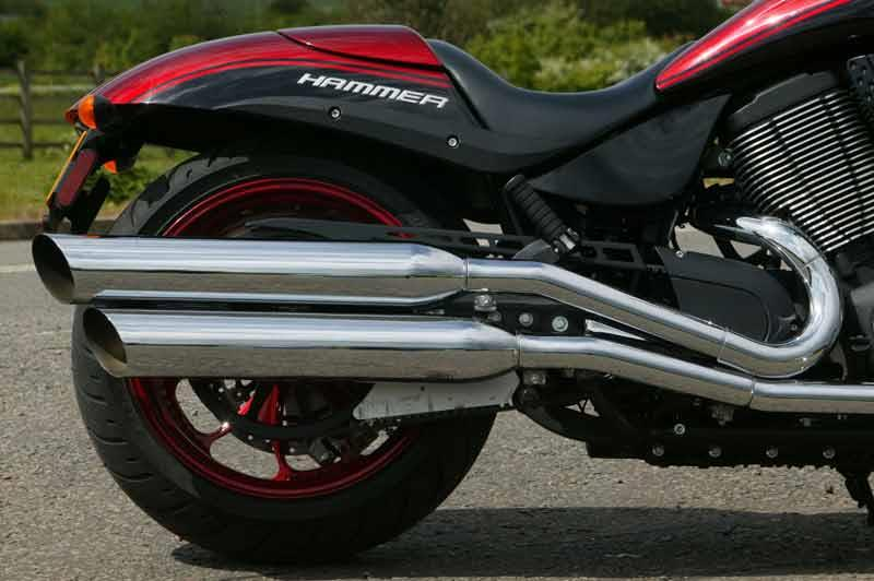 VICTORY HAMMER S (2007-on) Review | Speed, Specs & Prices ...
