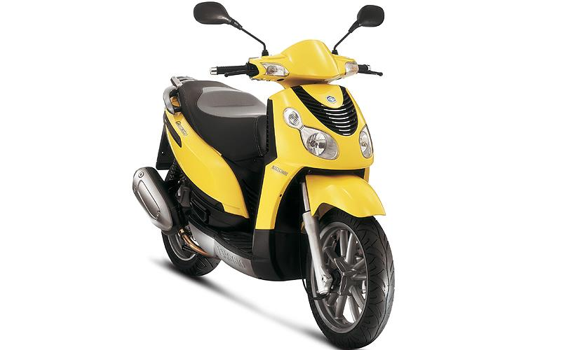 New Piaggio Carnaby 125cc scooter goes on sale | MCN