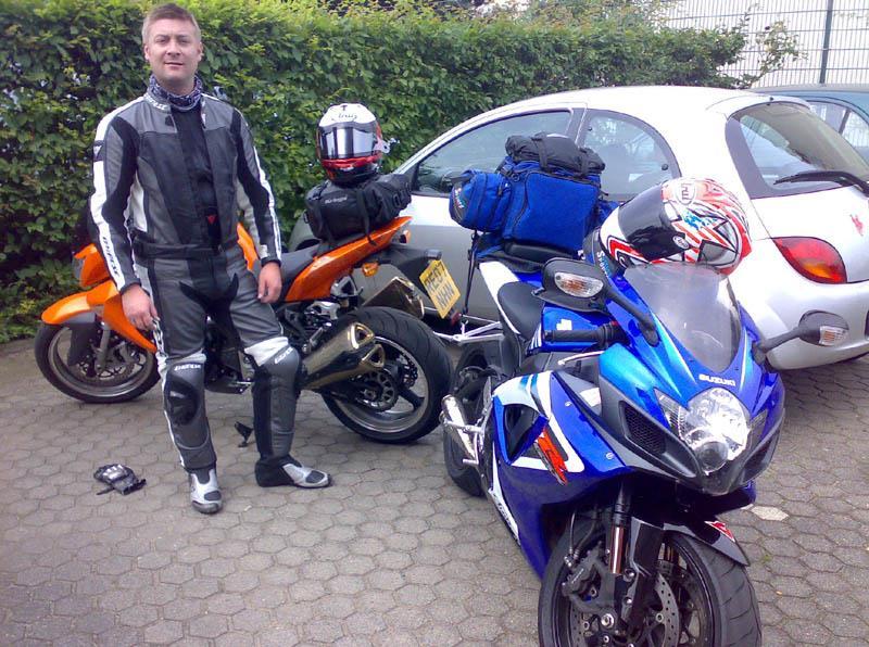 Eurostar Motorcycle