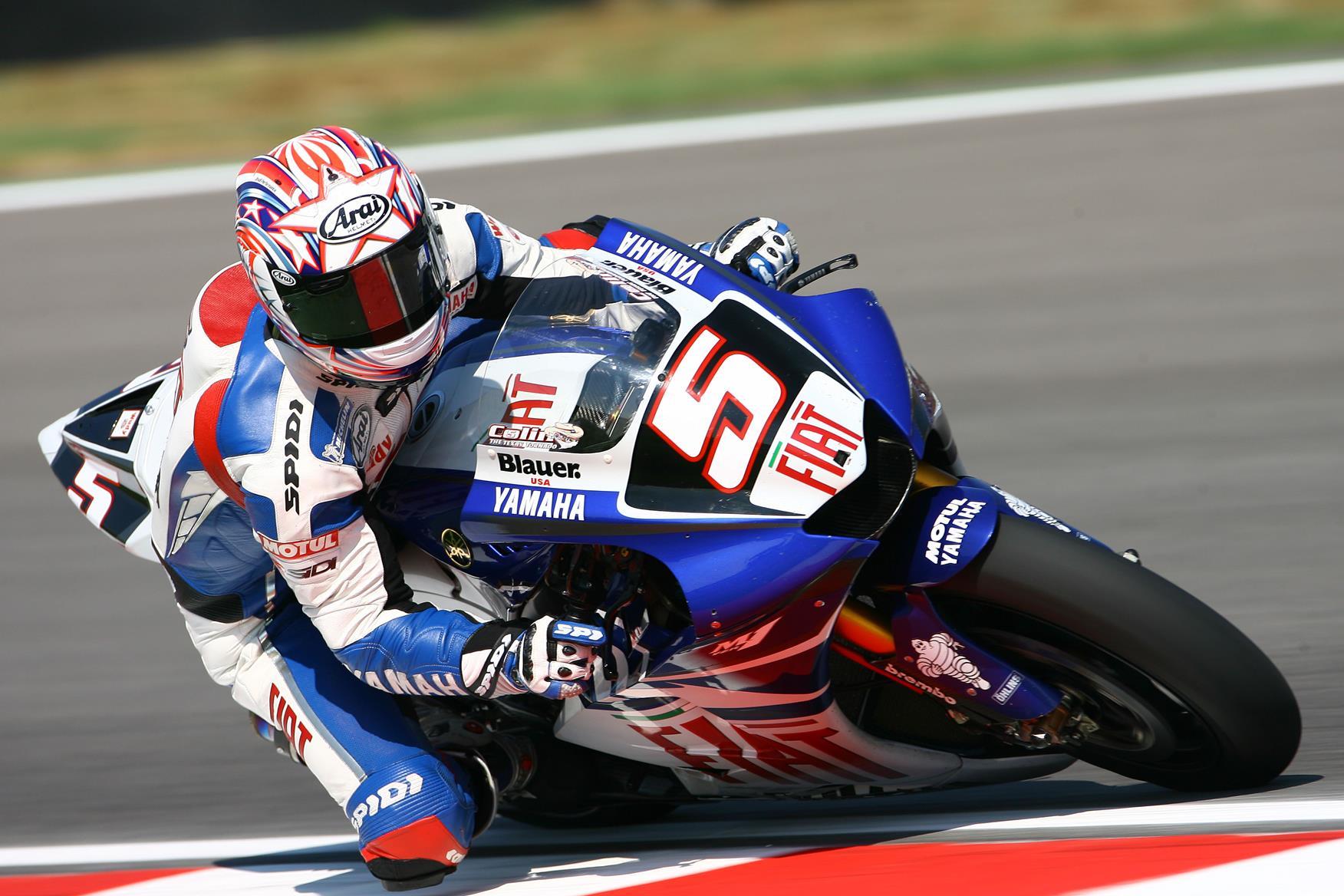 Colin Edwards - Motorcycle USA