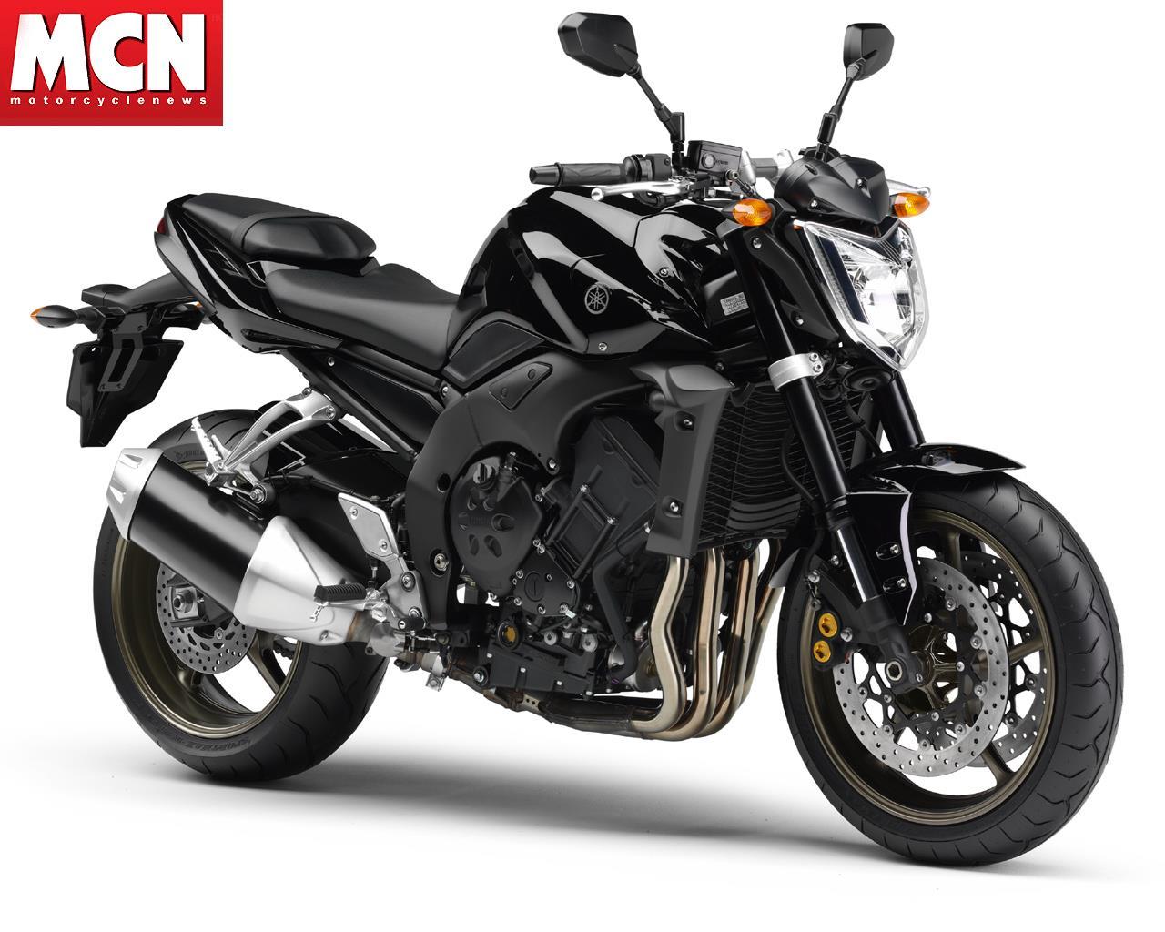 2008 yamaha motorcycle range revealed here mcn for Motor sport yamaha
