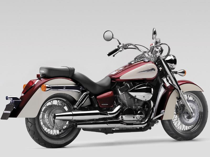 Honda's 750 Shadow makes a return for 2008   MCN