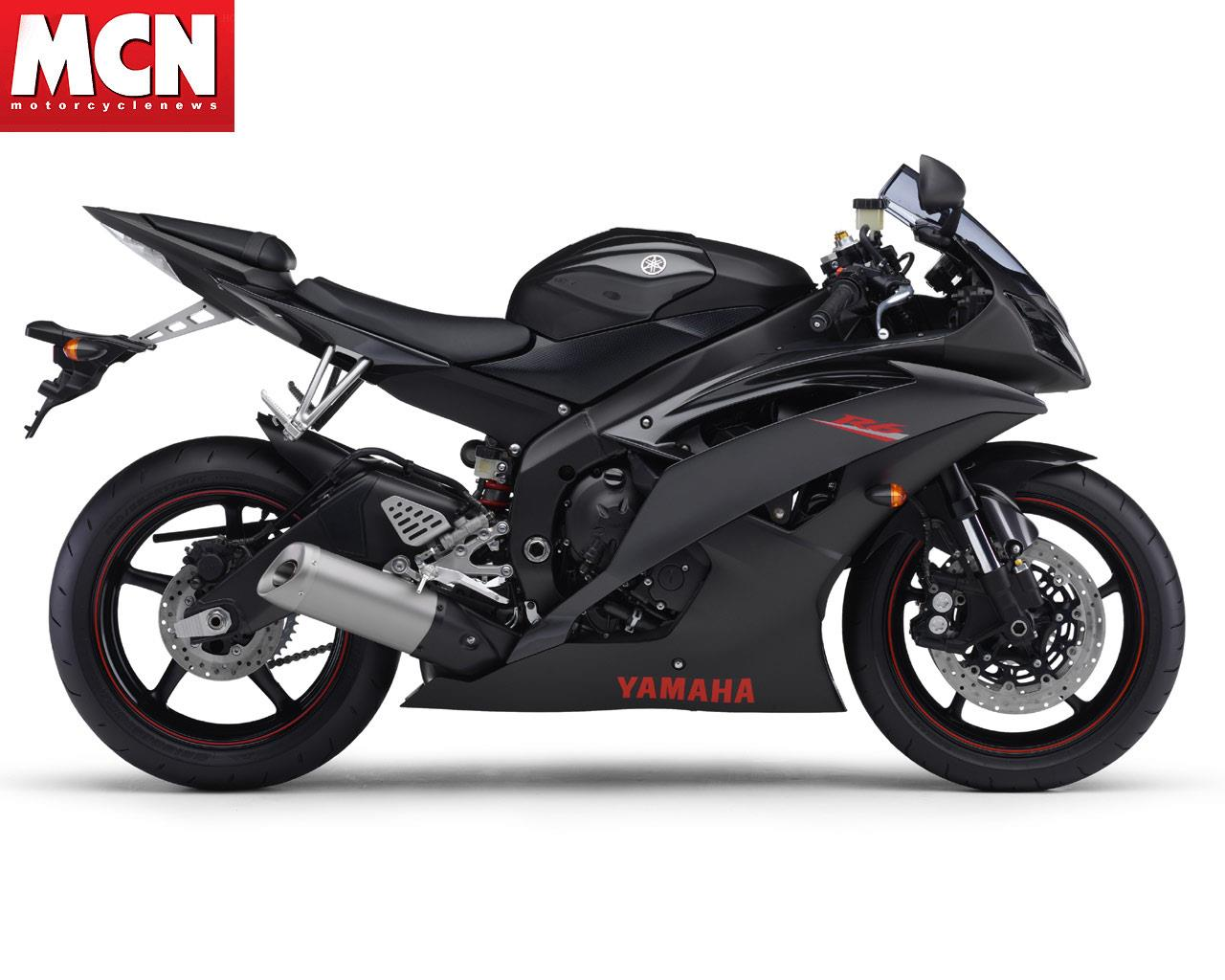 The 2008 Yamaha R6 motorcycle revealed | MCN
